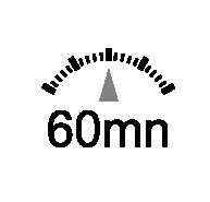 Compteur 60'